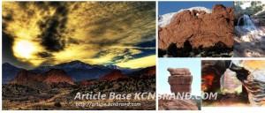 NationalPak - Garden of the god | Article Base KCNBRAND.COM
