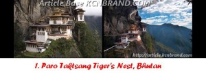 Paro Taktsang Tiger's Nest | Article Base KCNBRAND.COM