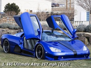 SSC Ultimate Aero Blue | Article Base KCNBRAND.COM