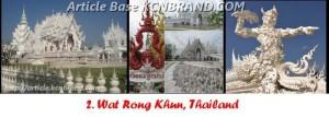 Wat Rong Khun | Article Base KCNBRAND.COM