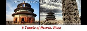 Temple of Heaven | Article Base KCNBRND.COM