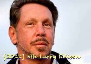 No. 5 Larry Ellison