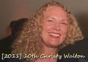 No. 10 Christy Walton & family