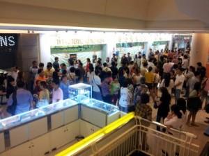 Gold Investors in Bangkok